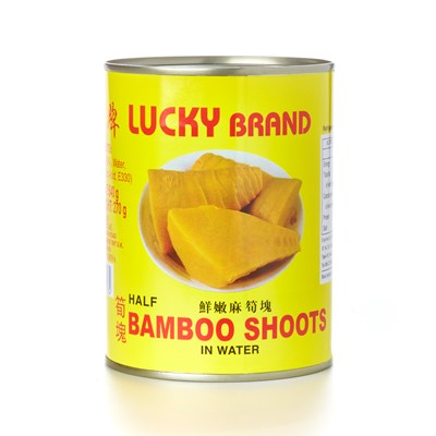 Halved Bamboo Shoots (Can)