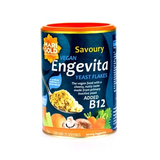 Engevita Nutritional Yeast Flakes with B12