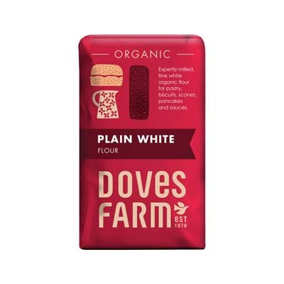 Doves Farm Plain White Flour