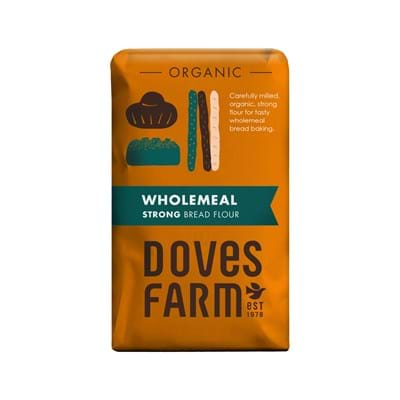 Strong Wholemeal Bread Flour