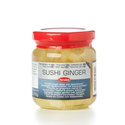 Pickled Natural Sushi Ginger
