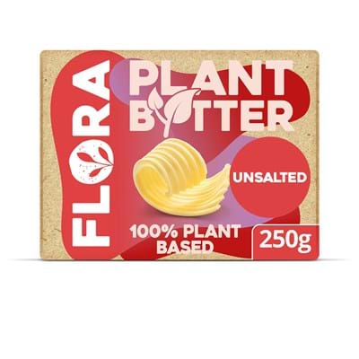 Flora Plant Butter Wrapper